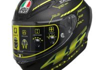 Gambar Harga Helm AGV Full Face Pista Project 46 Carbon