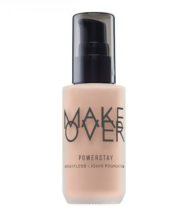 gambar harga foundation make over powerstay